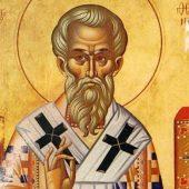 Ο άγιος Συμεών, αρχιεπίσκοπος Θεσσαλονίκης
