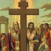 Η ύψωσις του Τιμίου Σταυρού